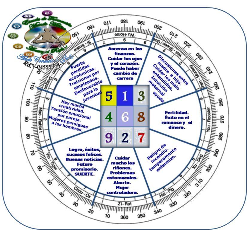 Plantilla del a o del drag n agua yang 2012 cinco elementos for Elementos del feng shui y su significado