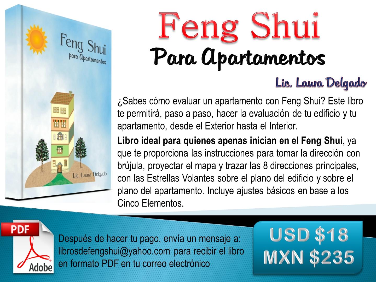 Libros feng shui para apartamentos cinco elementos - Libros feng shui ...