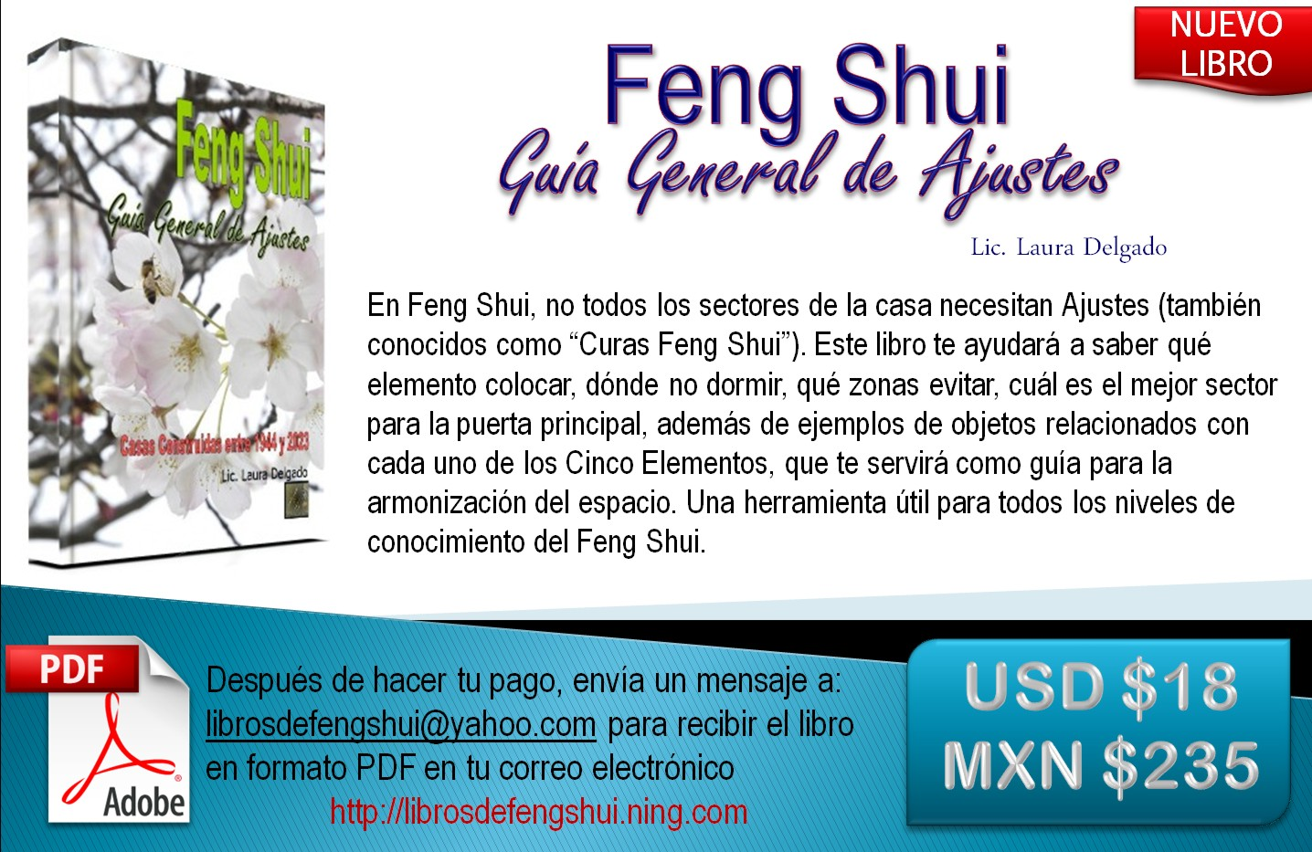Libro feng shui gu a general de ajustes cinco elementos - Libros feng shui ...