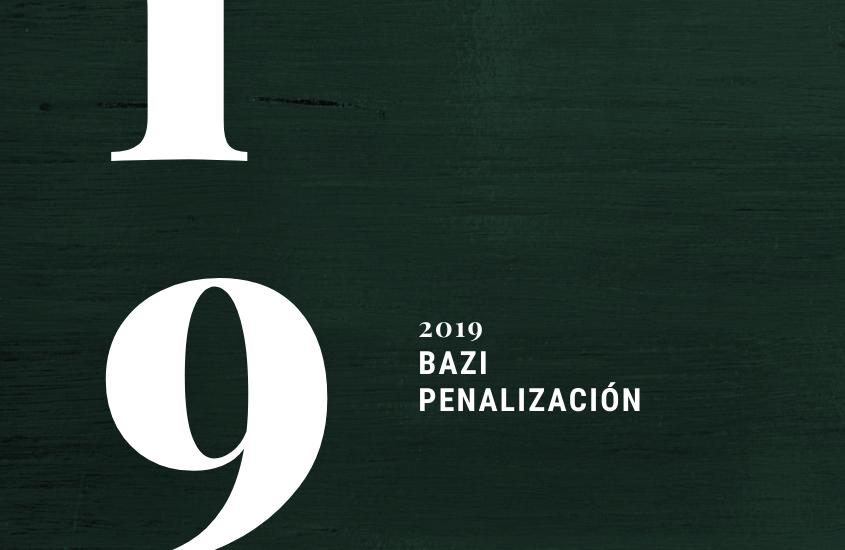 Bazi Penalización 2019