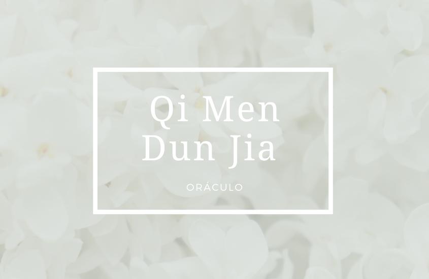 Cómo aplicar Qi Men Dun Jia