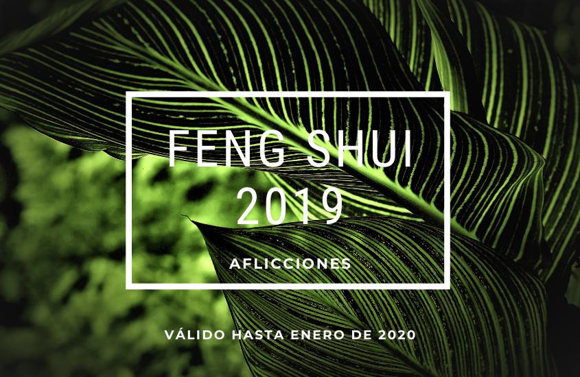 Feng Shui: Aflicciones 2019