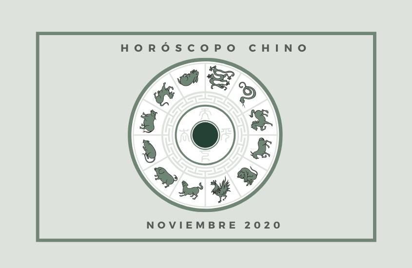 Horóscopo Chino Noviembre 2020