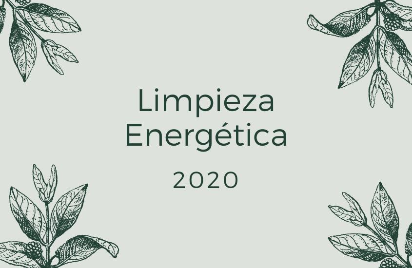 Limpieza Energética 2020