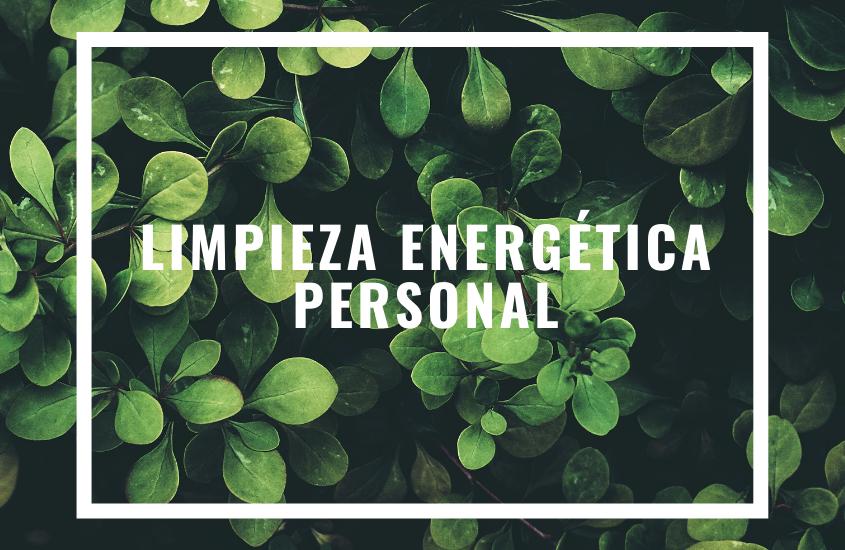 Limpieza Energética Personal