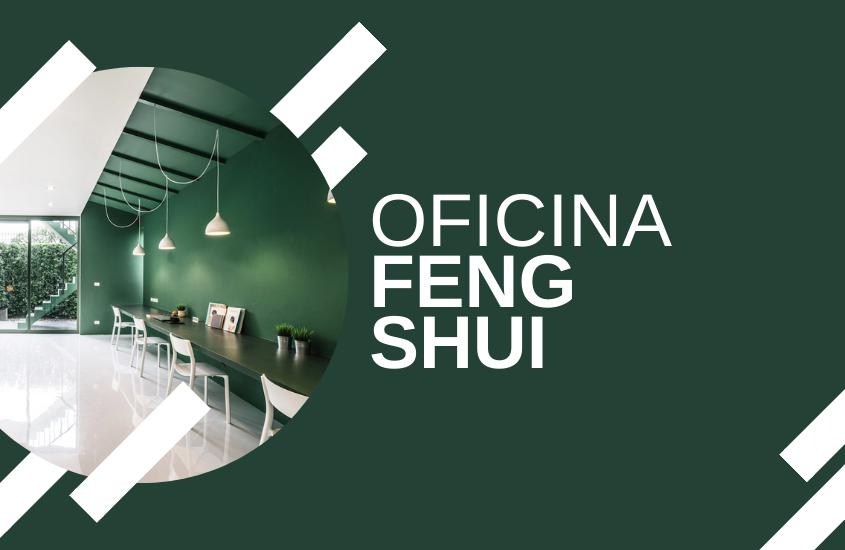 Oficina con Feng Shui