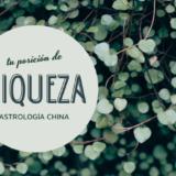 Tu Posición de Riqueza con Astrología China