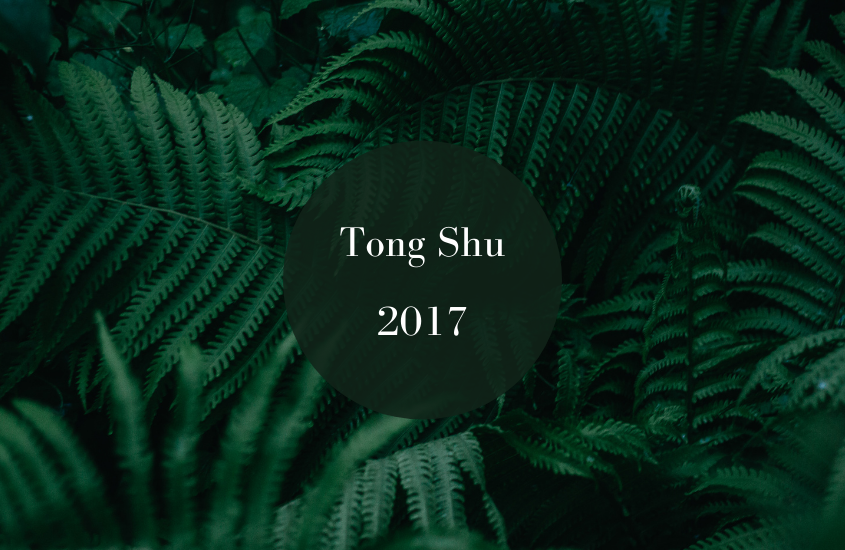 Calendario Tong Shu 2017
