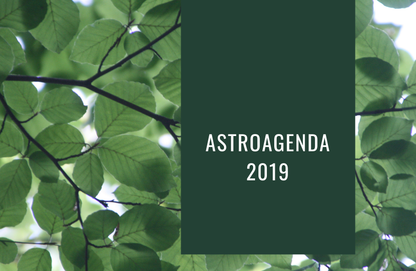 Astroagenda Personalizada 2019
