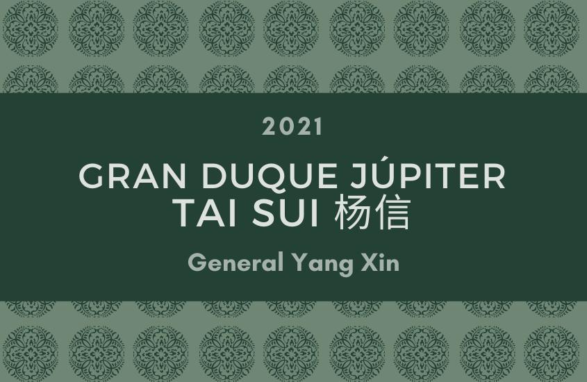 Feng Shui: Tai Sui 2021