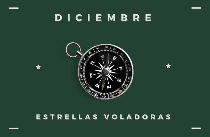 Estrellas Volantes Diciembre 2020