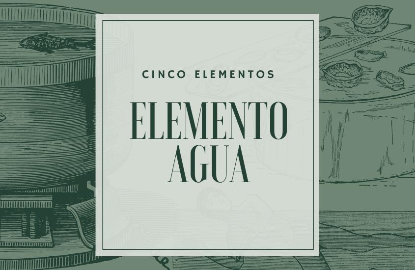 Elemento Agua y Los Cinco Elementos