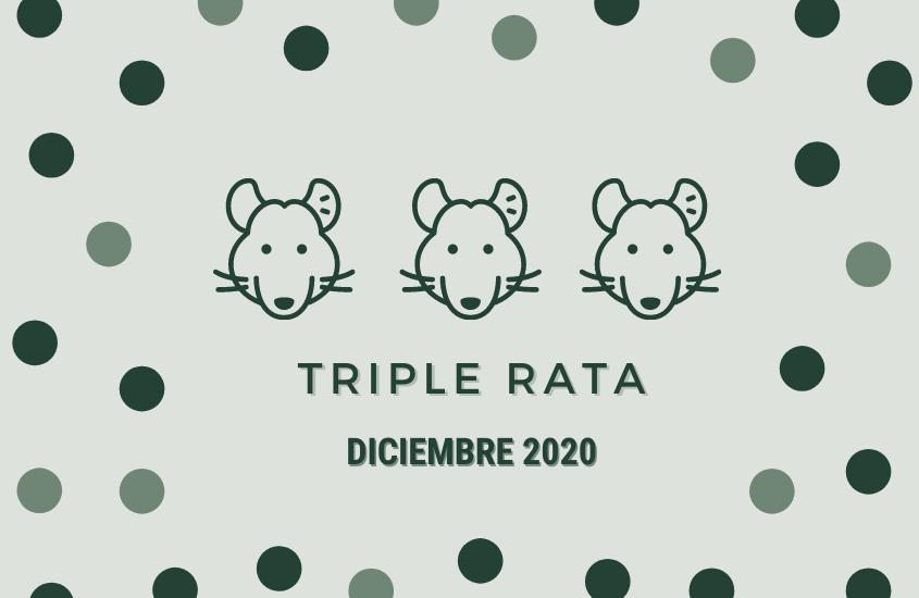 ¡Atención! Se Acerca los Días de Triples Ratas