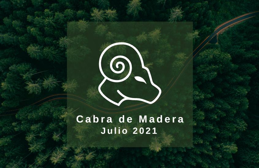 Cabra de Madera – Julio: QiMen, BaZi y Feng Shui