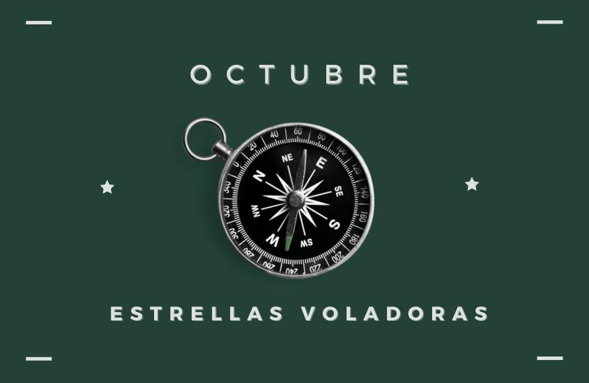 Estrellas Voladoras Octubre 2021